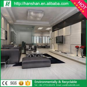 PVC floor / commercial vinyl plank flooring Manufactures