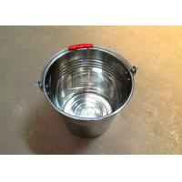 Food Grade Health Stainless Steel Milk Bucket For Store Milk , Water Manufactures