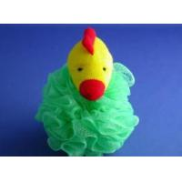 PE Mesh Sponge with Chicken Toy Manufactures