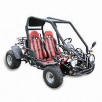 CDI Ignition Go Kart with Four Wheel Independent Suspension, 16L Fuel Tank Capacity and Dual Alarm Manufactures
