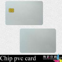 Contactless Business Smart Card With Chip For Personal / Company Manufactures