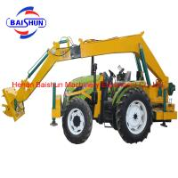 Creative popular design hydraulic tractor hole digging machine hole digger machine Manufactures