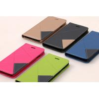 For iPhone 6 pu+pc Spell color Mobile Phone cover SC-IB-ID998 Manufactures