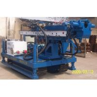 MD-60C Water Power Station Crawler Drilling Rig Full hydraulic power head Manufactures