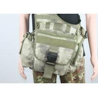 China Non - Fading Single Strap Tactical Backpack For Hunting Camping Climbing on sale