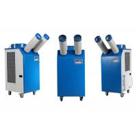 Floor Standing Portable Spot Air Conditioner 18700BTU Save Energy 2 Outlet Pipe Manufactures
