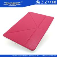 Imitation leather PU Fashion colorful protective Case with stand for iPad Mini Manufactures