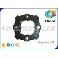 E312B HD450 HD450 SK120 SH120 Excavator Spare Parts Coupling 50A & Coupling 50AS Manufactures