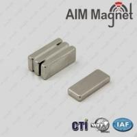 Strong magnetic rare earth Industrial block neodymium magnet free energy Manufactures