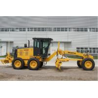 self-propelled motorized grader with front knife Manufactures