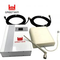 30dBm GSM900 MHz 2G 3G Cell Phone Signal Booster Mobile Phone Repeater For Office Manufactures