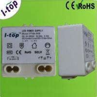Customized Indoor TSD Protection Constant Current LED Driver for Spot Lighting 3w 500mA Manufactures