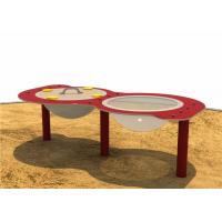 116 * 55 * 32 cm Children Playground Sand & Water With Bubble Manufactures