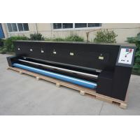 Automatic Dye Sublimation Textile Printing Machines Roll To Roll Type Big Size Manufactures