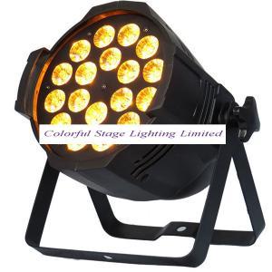 18x10W RGBW LED Par Can Manufactures