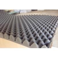 China 5 cm Thick Sound Proof Sponge , Anti Radiation Egg Crate Foam Soundproofing Material on sale