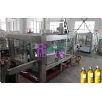 High Viscosity Concentrated Juice Filling Machine , Automatic Capping Machine Manufactures