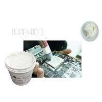 White Color Thermal Conductive Grease For GPU Heat Sink Low Oil Yield Manufactures