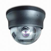 Buy cheap 420TVL Supper Mini Dome Camera with 75mm Diameter and 2.8mm Lens, Ideal for Lift from wholesalers