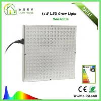 14 W Hydroponics Indoor LED Grow Lights For Blooming / Flowering , 50~60Hz Frequency Manufactures