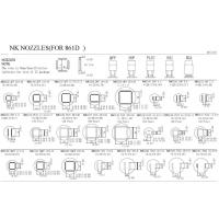 air nozzles series Manufactures