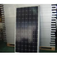 China Anti Reflective Glass Residential Solar Panels 210W High Transmission Rate on sale