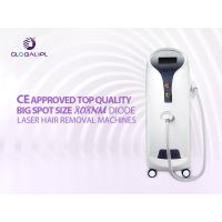 China 755nm 808nm 1064nm Stationary Permanent Laser Hair Removal Machines Big Spot Size on sale