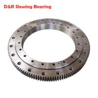 CAT slewing bearing, low noise slewing ring with high quality swing bearing, Caterpillar slewing ring Manufactures