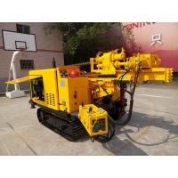 China CYG300  Crawler Hydraulic Core Drilling Rig / Diamond Core Drill on sale
