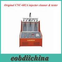 China launch CNC-602A Injector Cleaner & Tester on sale