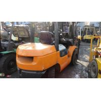 Toyota used 3ton forklift for sale Manufactures