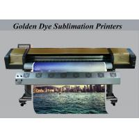 Golden Dye Sublimation Printers Heavy Duty  5113 Epson Head CE Certification Manufactures