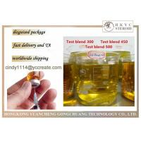 China Injectable Semi Finished Steroid Blend Test Blend 500 For Muscle Building on sale