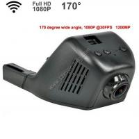 Quality 1080P Full HD Hidden 170 Degree WIFI Car Camera DVR with Sony Lens 7 Glass Lens for sale