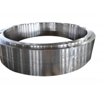 Metallurgy ASME SUS302 1.4307 Forged Steel Rings Manufactures