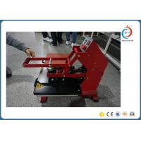 Quality Manual 2 Working Bench T Shirt Heat Transfer Machine with Auto Open Magnetic for sale