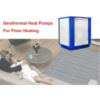China Multi function WIFI smart control 12KW 18KW geothermal heat pump water to water MDS30D on sale