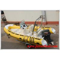 China Popular Motorized Inflatable RIB Boats With EU CE Approved RIB520C on sale