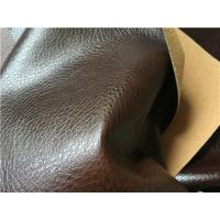 Printing Surface Cowhide Leather Fabric With Recycle Genuine Leather Powder
