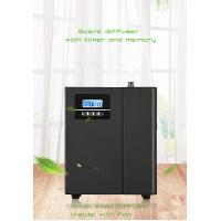 Samll metal Hvac Scent System , Electric Aroma Diffuser For 100m2 And Retail Shops Manufactures