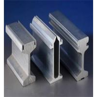 7075 T6 extruded silver anodized aluminum profiles for tracking rail system t slot framing Manufactures