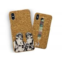 Customise Bamboo Wood Cell Phone Sleeve Case Soft Natural Cork Wood Phone Cover Manufactures