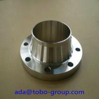 "Industrial UNS 2201 S32750 / S32760 Long Weld Neck Flange 1/2""- 48"" Manufactures"