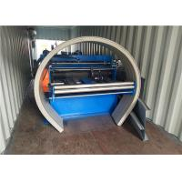 Panel Standing Seam Roll Forming Machine Metal Sheet Roof Curving Machine Manufactures