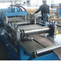Metal Sheet Roll Form Machine For Waved Plate YX44-152-914.4 Manufactures
