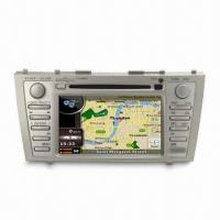 China Car GPS Navigation System with 800 x 480 Pixels Resolution, Built-in GPS on sale
