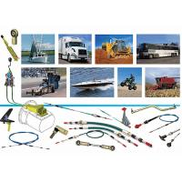 Buy cheap Custom Push Pull Control Cable Various Material Simple Install Easy Maintain from wholesalers