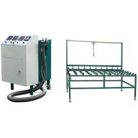 Green Colour Hot Melt Machine For Double Glazing With CE Certification Manufactures