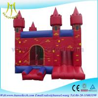 Hansel buy inflatable slide trampoline,inflatable bouncer big,inflatable games for sale Manufactures