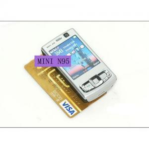 Dual sim dual standby double slide quadband TV mobile phone/cellphone Mini n95 8gb HOT ! Manufactures